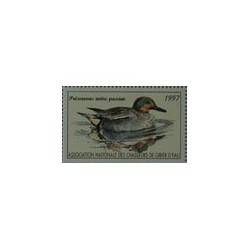 Planche de 25 timbres